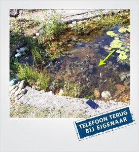 Telefoon verloren en gevonden Metaaldetector Zoekservice Zeeland