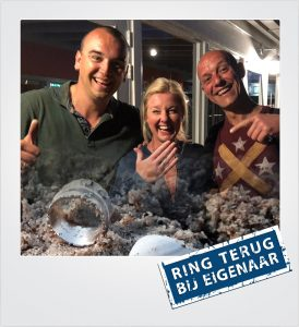 Trouwring verloren strand Groede Metaaldetector Zoekservice Zeeland